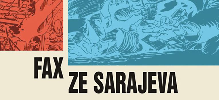 fax ze sarajeva komiks recenze vlčí bouda small